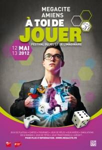 Festival du jeu et de l'imaginaire, Amiens