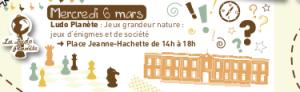 Jeux grandeur nature le 06 mars 2013