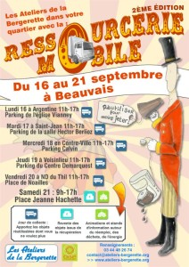 Ressourcerie Mobile