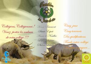 Presentation rhino