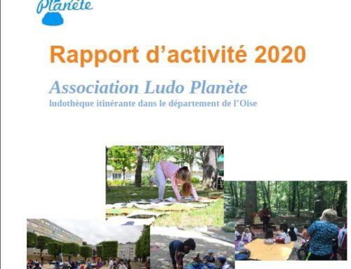 Assemblée générale de la Ludo Planète le 7 avril 2021